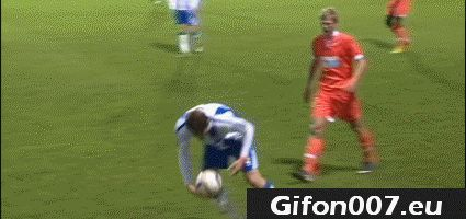 football, soccer, ball, face, kick the ball, fail, gifs