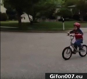 Crash, Bike, Fail, Child, Gifs, Gif, Ramps