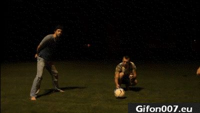 Football, Ball, Fire, Gif, Funny, Fail