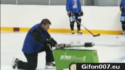 Ice Hockey, Games, Gif, Shoot the Puck