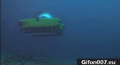 Submarine, Gif, Animated, Tumblr, Gifs, Ocean