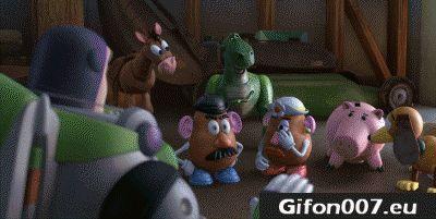 Toy Story 3, Film, Movie, Gif, Online