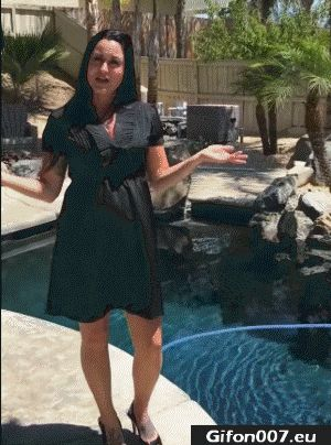 high-heel-shoes-fail-fall-into-pool-gif-video