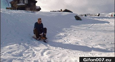 Winter, Snow Fails, Gif, Videos