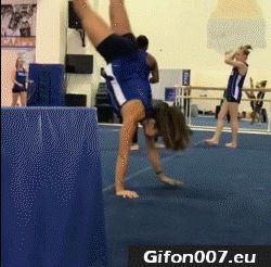 Handstand, Dog, Super, Video, Gif