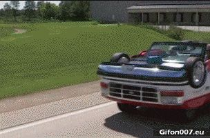 Video, Car, Wheels, Conversely, Gif