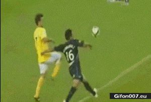 Funny Football Fail, Ball, Video, Gif