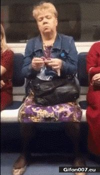 Funny Woman, Spinner, Video, Gif