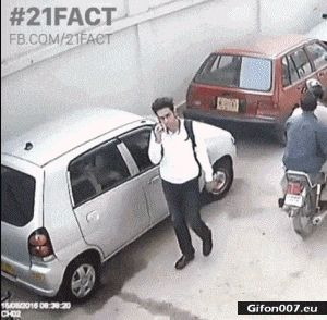 Funny Video, Mobile, Assault, Gif