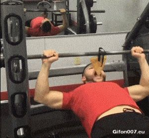 Funny Video, Strengthening, Pizza, Gif